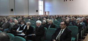 Делегаты II Cъезда инженеров России