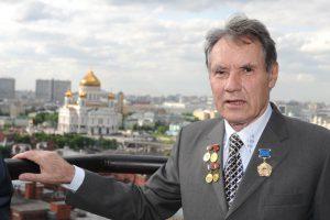 Виды Москвы из окна Президент-отеля