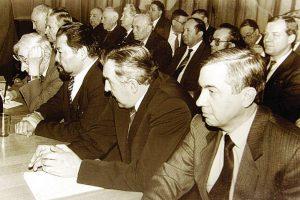 В зале собрания Инженерной академии СССР