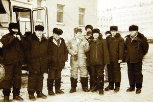 Выездное заседание Президиума РИА в Красноярске (Сибирь, Митушка)